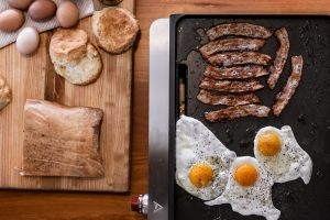 Wolf Tabletop Griddle